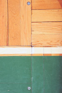 Boston Celtics Parquet Floor