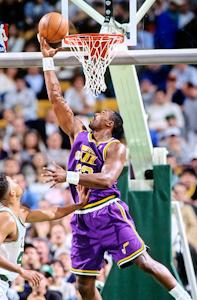 ... Utah Jazz Karl Malone 4cbd887cbbae