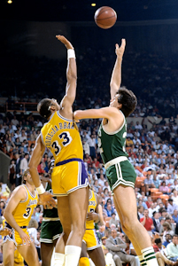 Boston Celtics Kevin McHale