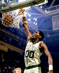 Robert parish Dunk