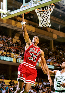 Chicago Bulls Scottie Pippen