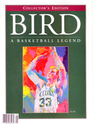 Larry Bird Photo Book